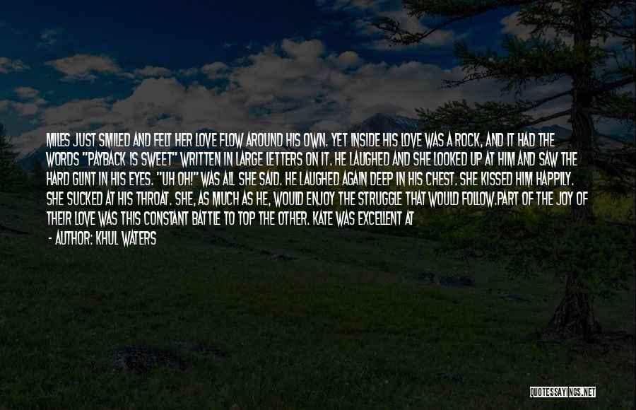 Beginning Of The Journey Quotes By Khul Waters