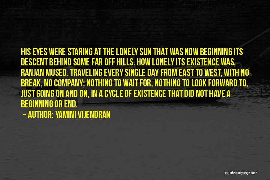 Behind The Eyes Quotes By Yamini Vijendran