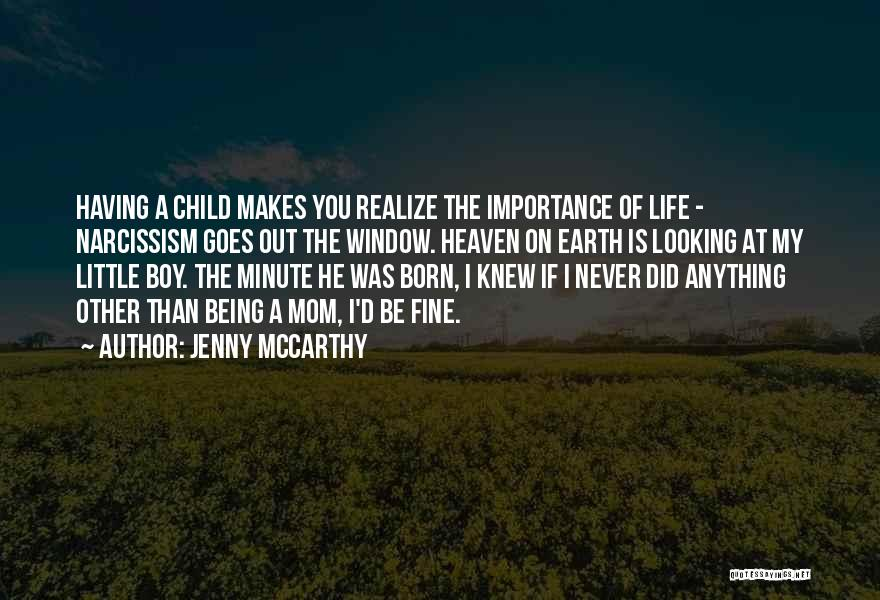Top 4 Quotes & Sayings About Being A Mom To A Little Boy