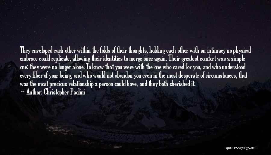 Being A Simple Person Quotes By Christopher Paolini