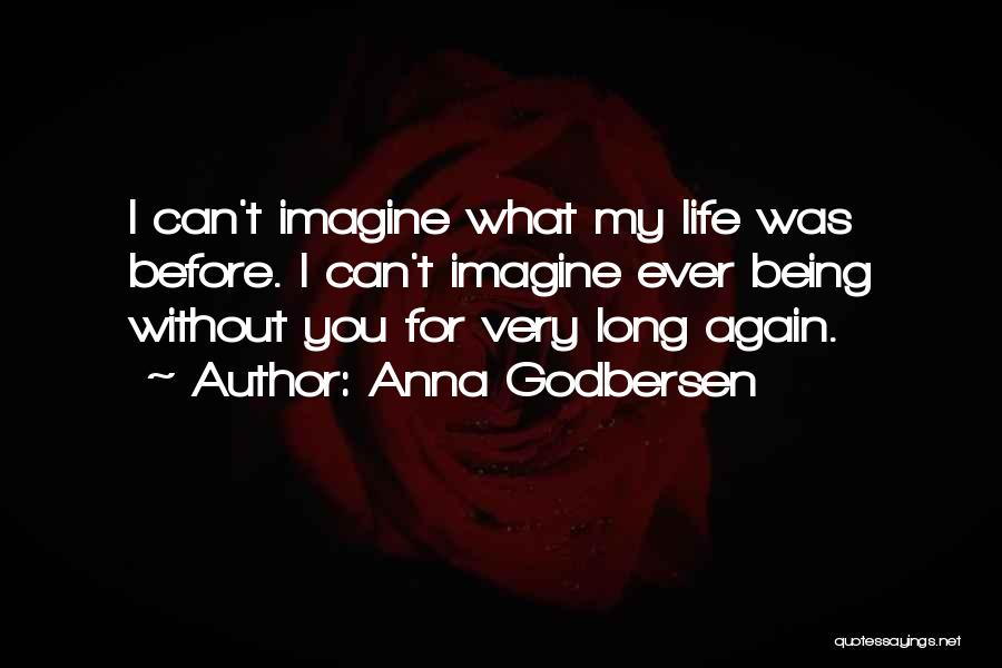 Being Alone Without Love Quotes By Anna Godbersen