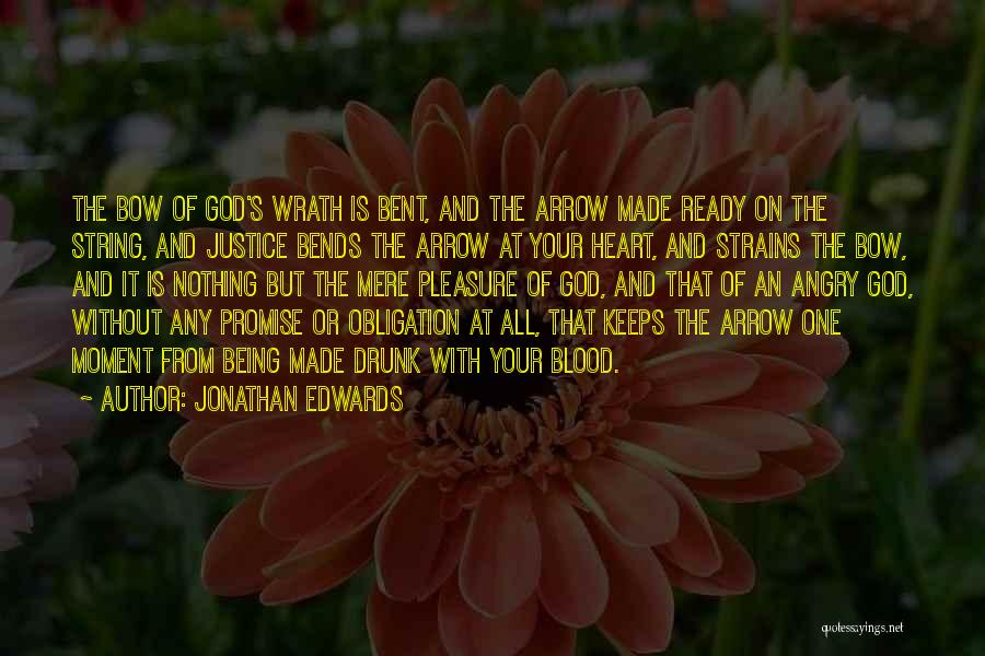 Being Angry With Yourself Quotes By Jonathan Edwards