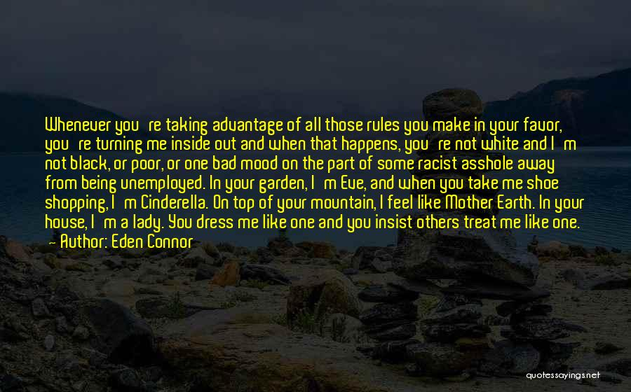 Being Away From Someone You Like Quotes By Eden Connor