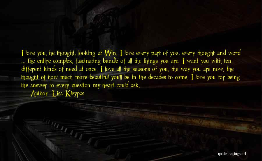 Being Beautiful And Different Quotes By Lisa Kleypas