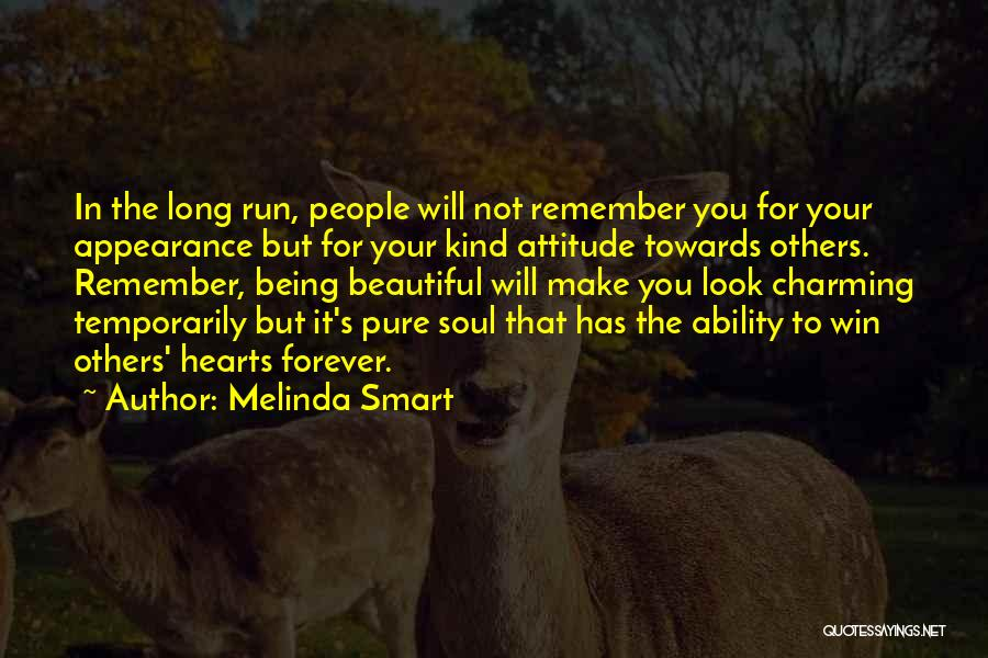 Being Beautiful And Smart Quotes By Melinda Smart