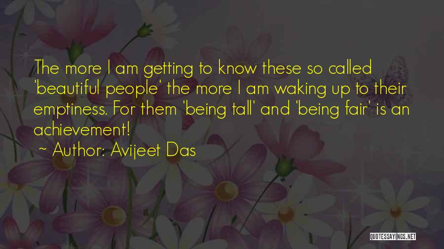 Being Called Beautiful Quotes By Avijeet Das