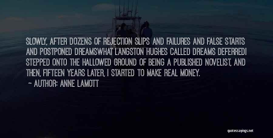 Being Called Quotes By Anne Lamott