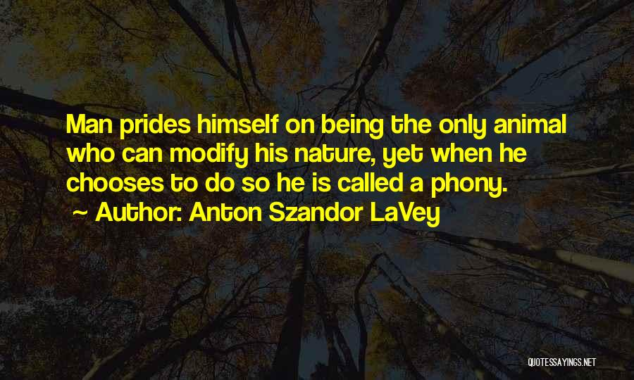 Being Called Quotes By Anton Szandor LaVey