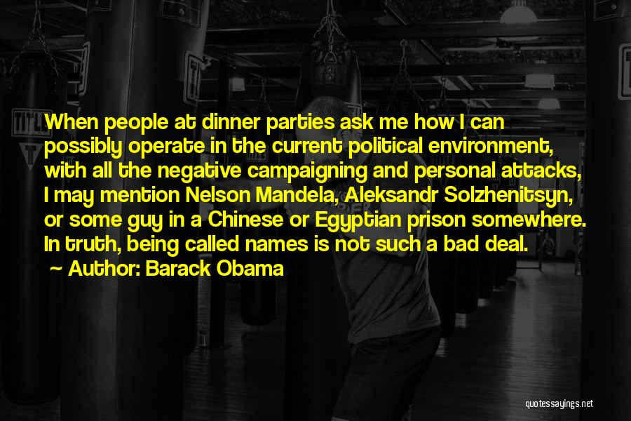 Being Called Quotes By Barack Obama