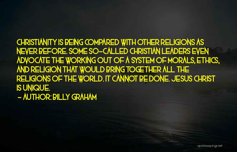 Being Called Quotes By Billy Graham