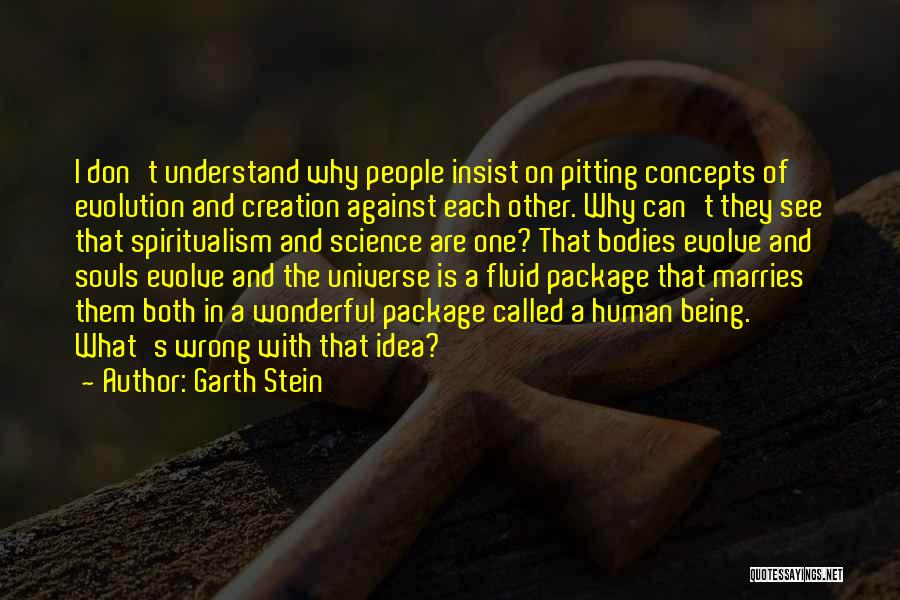 Being Called Quotes By Garth Stein