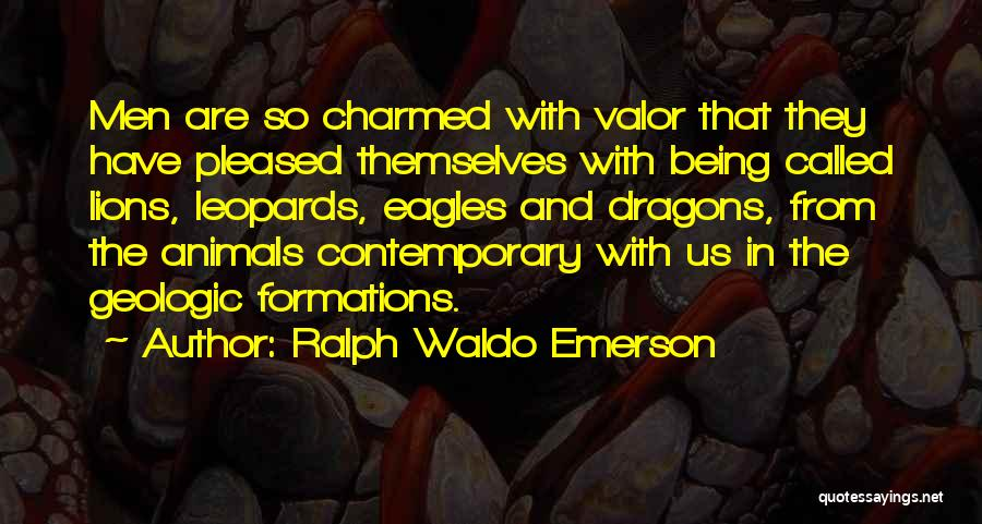 Being Called Quotes By Ralph Waldo Emerson