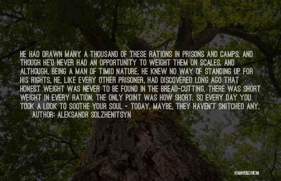 Being Drawn To Something Quotes By Aleksandr Solzhenitsyn
