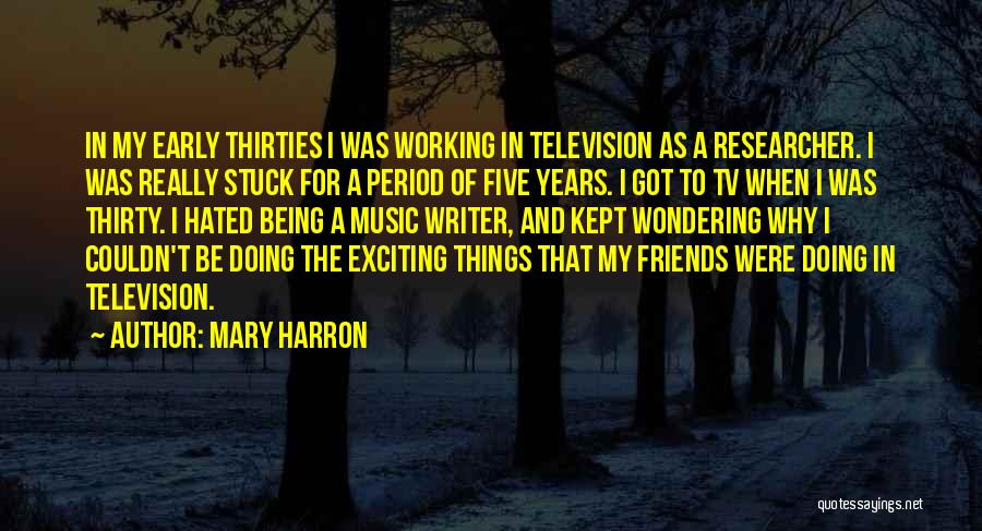 Being Hated By Friends Quotes By Mary Harron