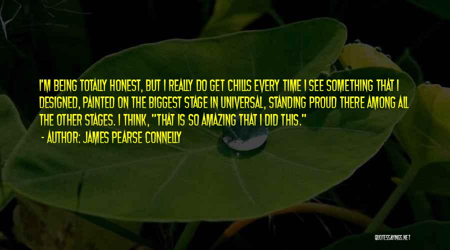 Being Honest Quotes By James Pearse Connelly