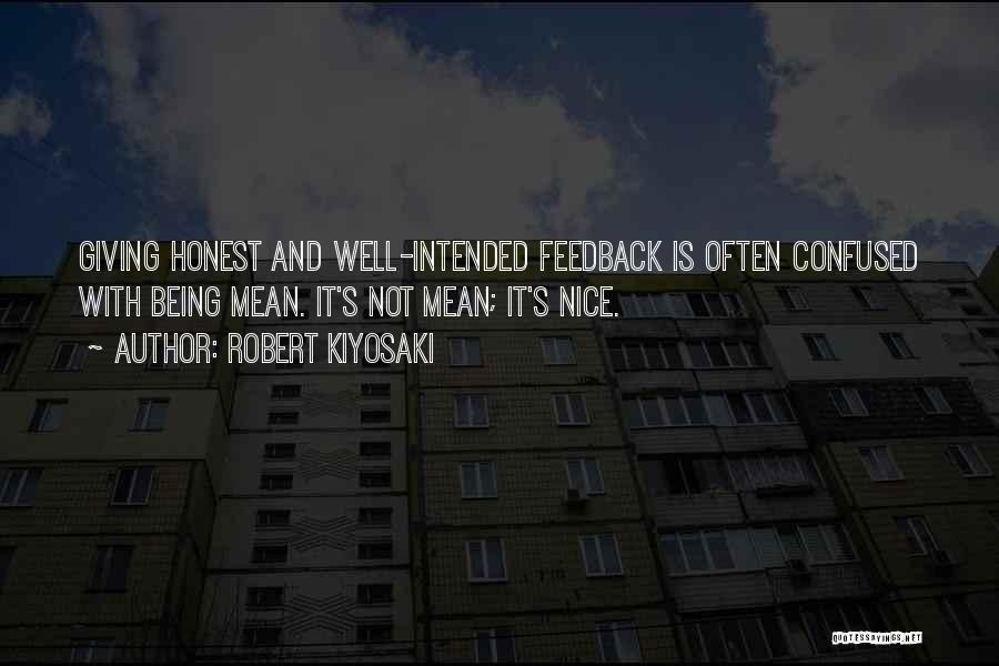 Being Honest Quotes By Robert Kiyosaki