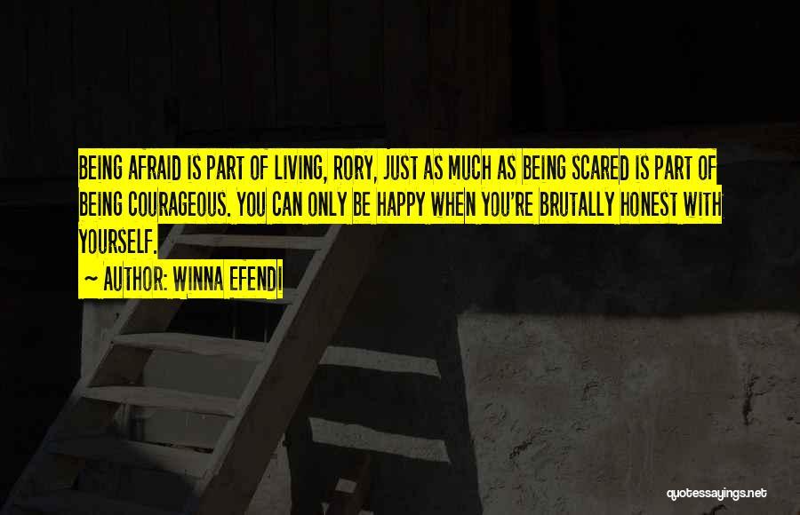 Being Honest Quotes By Winna Efendi