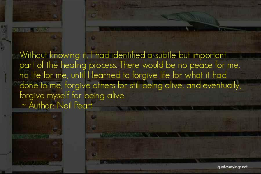 Being Important To Others Quotes By Neil Peart