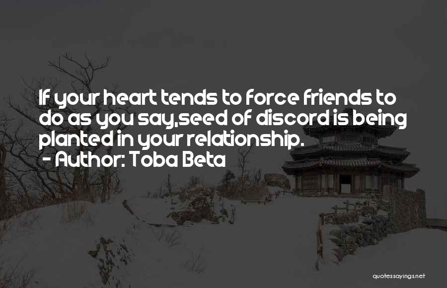 Being In A Relationship With Yourself Quotes By Toba Beta
