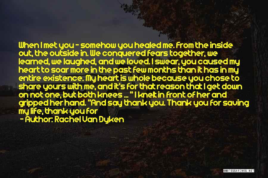 Being Like Your Mom Quotes By Rachel Van Dyken