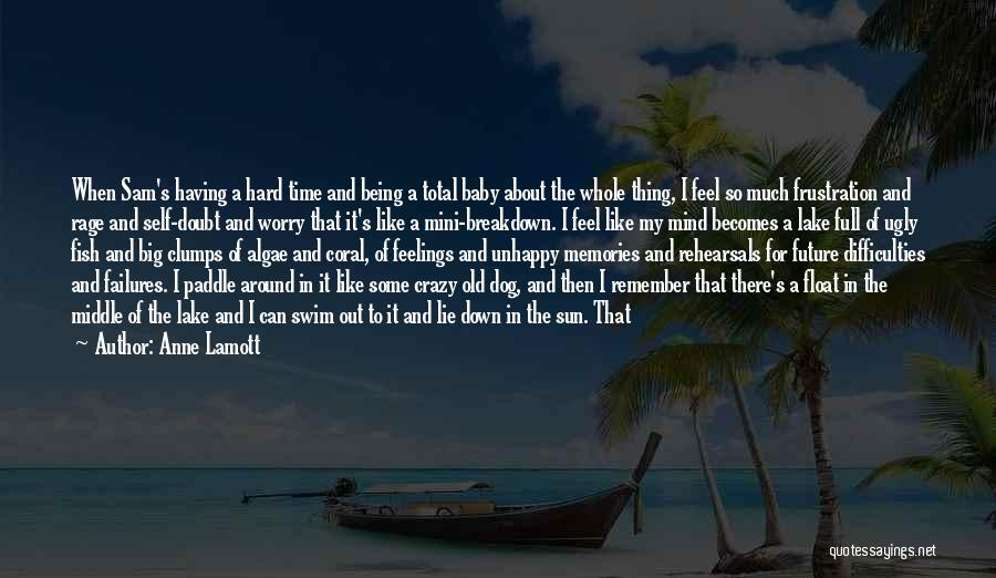 Being Loved By Friends Quotes By Anne Lamott