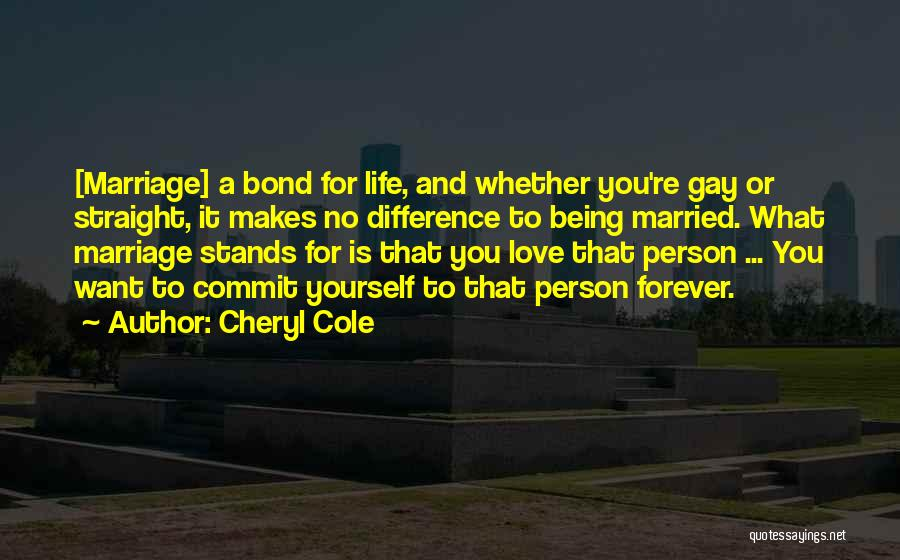 Being Married To The Love Of Your Life Quotes By Cheryl Cole
