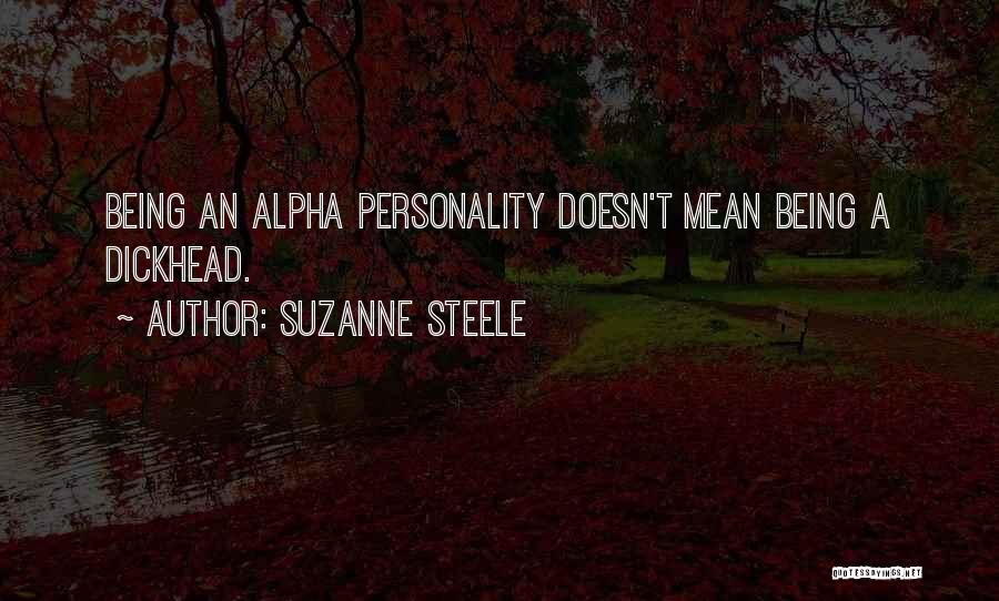 Being Mean To Your Ex Quotes By Suzanne Steele