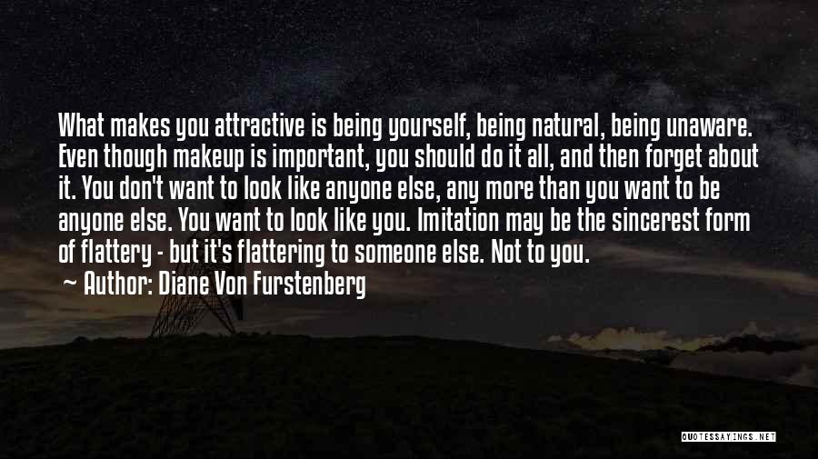 Top 2 Quotes & Sayings About Being Natural No Makeup