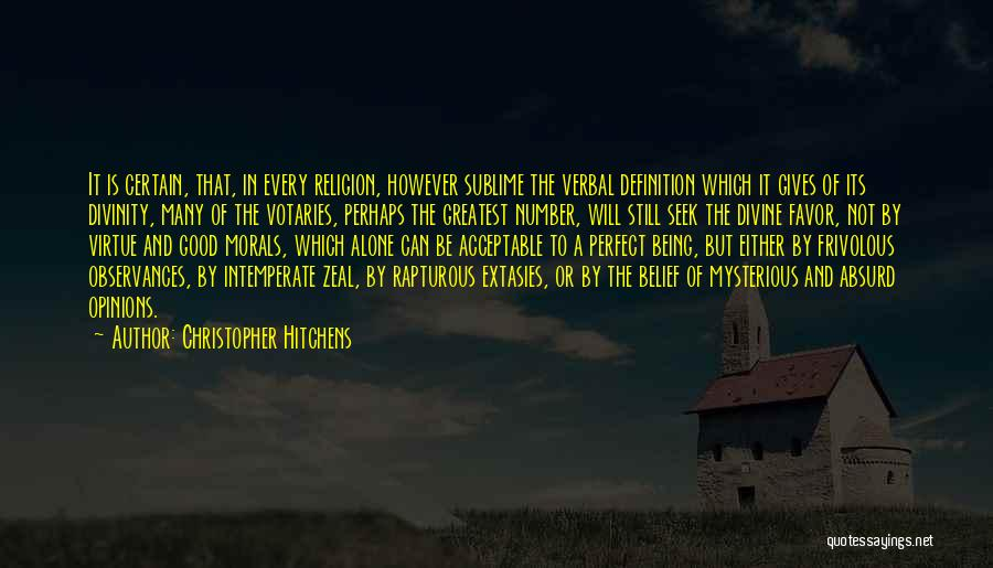 Being Non Verbal Quotes By Christopher Hitchens