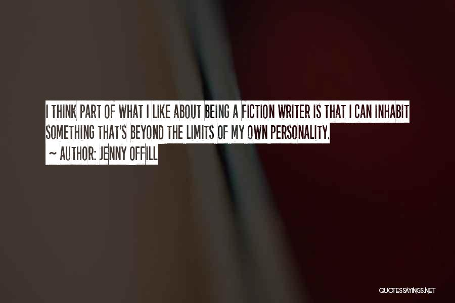 Being Part Of Something Quotes By Jenny Offill
