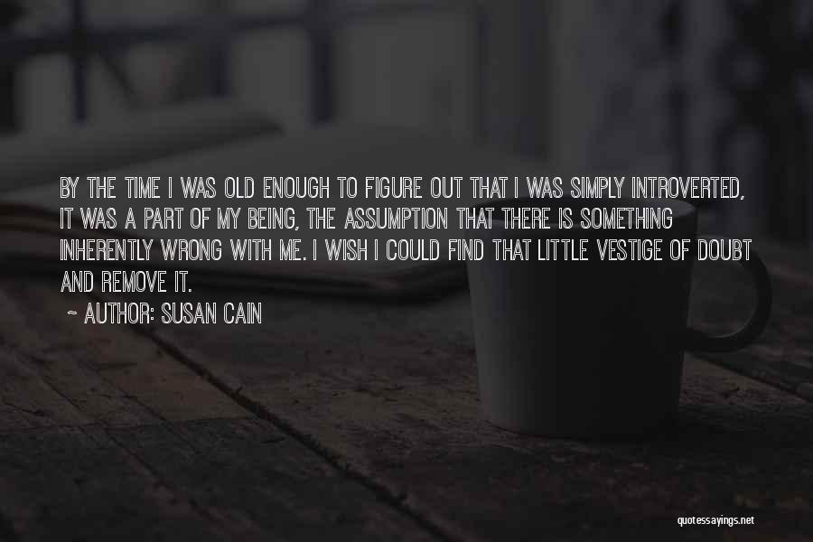 Being Part Of Something Quotes By Susan Cain