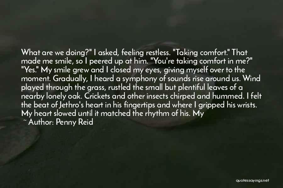 Being Played Around Quotes By Penny Reid