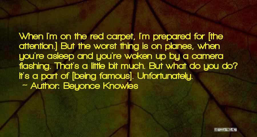 Being Prepared Quotes By Beyonce Knowles