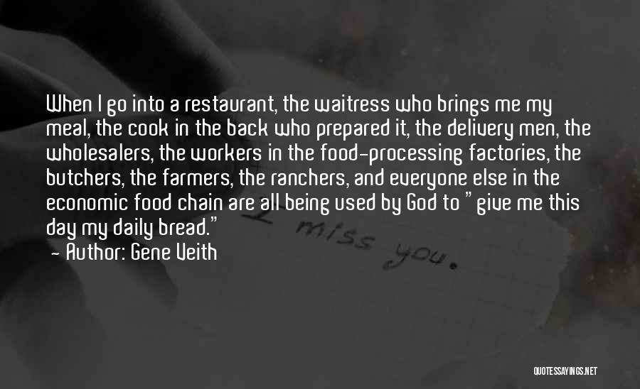 Being Prepared Quotes By Gene Veith