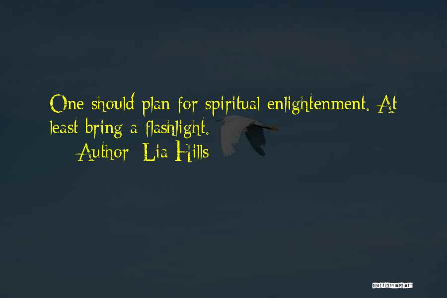 Being Prepared Quotes By Lia Hills
