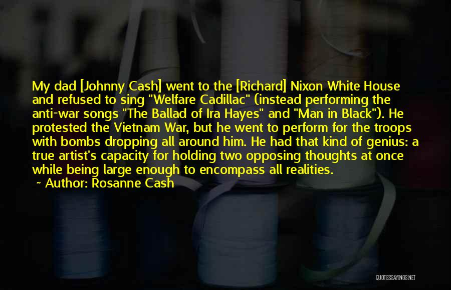 Being Refused Quotes By Rosanne Cash