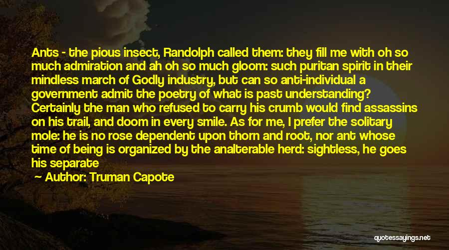 Being Refused Quotes By Truman Capote