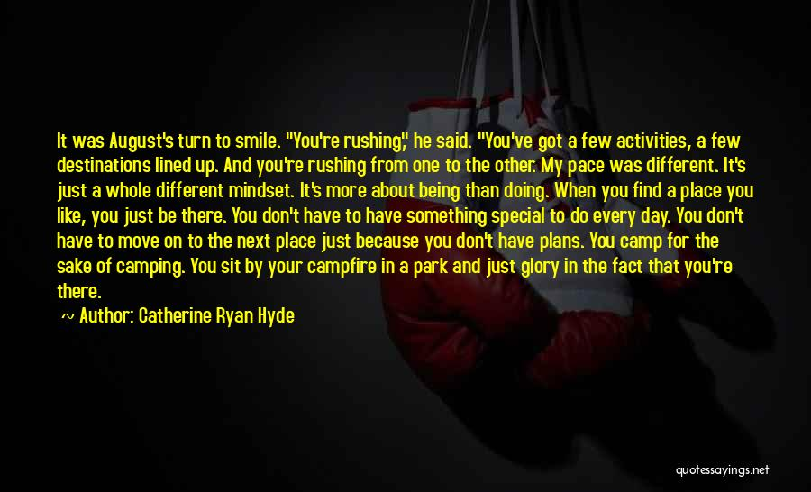 Being Special And Different Quotes By Catherine Ryan Hyde