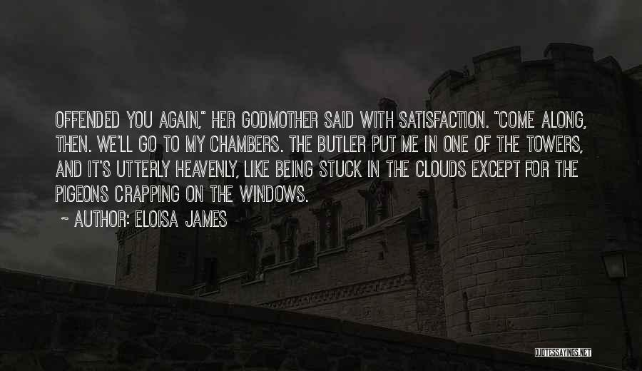Being Stuck On Your Ex Quotes By Eloisa James