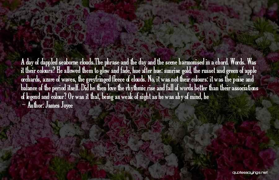 Being Weak By Love Quotes By James Joyce
