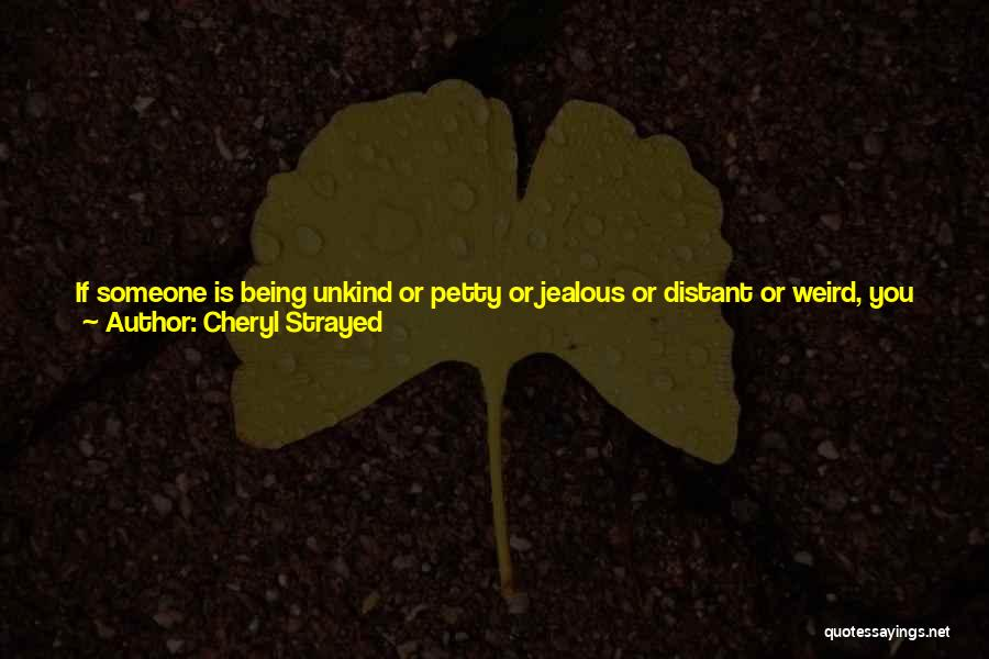 Being Your Own Person Quotes By Cheryl Strayed