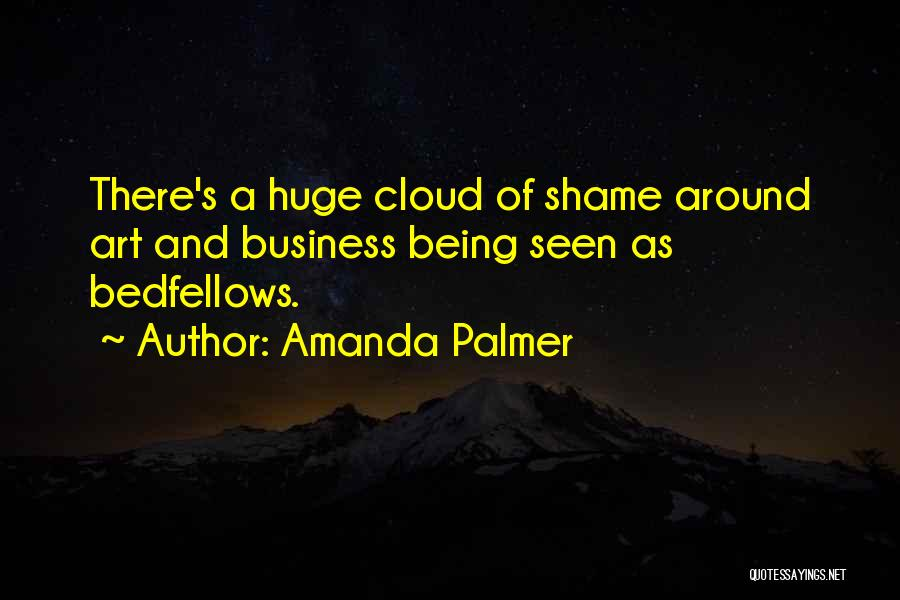 Being Yourself Around Someone Quotes By Amanda Palmer