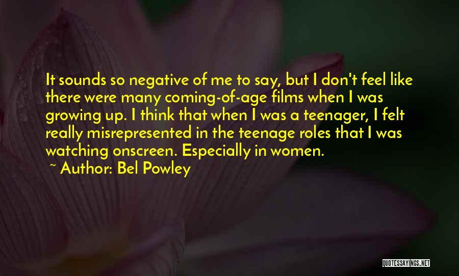 Bel Powley Quotes 1766371