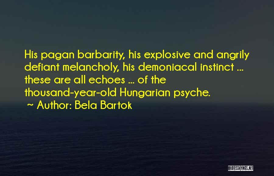 Bela Bartok Quotes 2164457