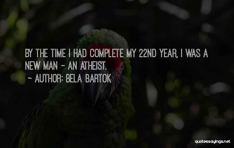 Bela Bartok Quotes 857122