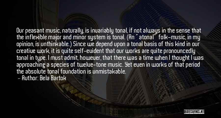 Bela Bartok Quotes 902282