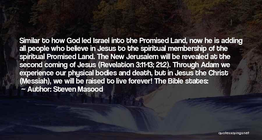 Believe In The Bible Quotes By Steven Masood