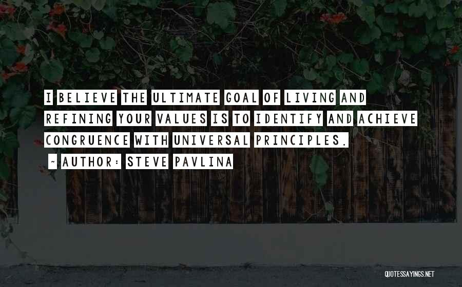Believe To Achieve Quotes By Steve Pavlina