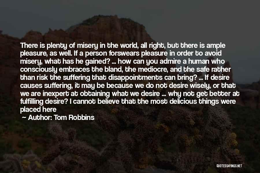 Believe You Can Achieve Quotes By Tom Robbins