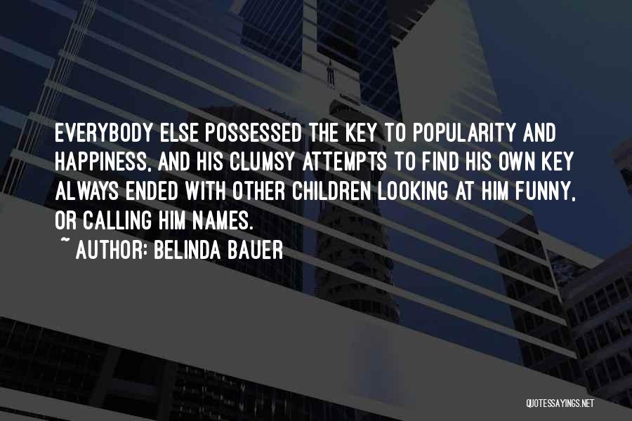 Belinda Bauer Quotes 1259692